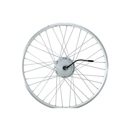 roue velo electrique 26 ar t250 blanc 36v fabricant torpado ebay. Black Bedroom Furniture Sets. Home Design Ideas