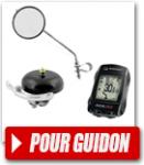 Accessoires du guidon vélo