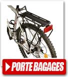 Porte bagages vélo