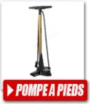 Pompe à pieds pour vélo