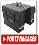 Porte bagages de vélo