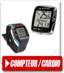 Compteurs - Cardio vélo