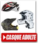 Casque de vélo pour Adulte