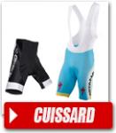 Cuissard bretelle pour cycliste
