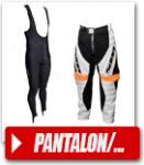 Pantalon/Collant du cycliste