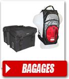Bagages pour cycliste