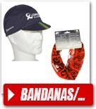 Bandanas / Casquettes