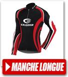 Maillot Manche longue pour cycliste