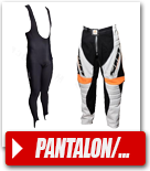Pantalon/Collant du cycliste