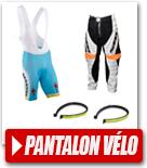 Pantalon vélo pour cycliste