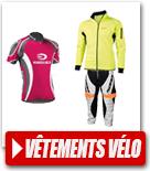 Vêtements de cyclisme