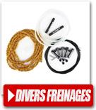 Divers freinage vélo