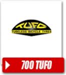Pneus vélo 700 Tufo