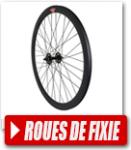 Roues de vélo Fixie