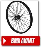 Roue BMX Avant