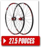 Roue VTT 27.5 pouces