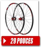 Roues VTT 29 pouces