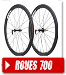 Roues route/course 700