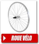 Roue de vélo complète