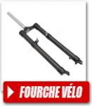 Fourche de vélo suspendu / rigide