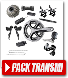 Pack transmission / freinage vélo