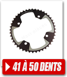 Plateaux de 41 à 50 dents