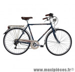 Vélo pliant 20 sixties alu 6v bleu (taille 40) (shimano rs-35+ty-21) marque Cinzia - Vélo - Autres vélos complet