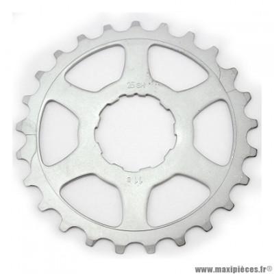 Pignon intermédiaire 25 dents compatible shimano 11 vitesses marque Miche - Pièce vélo