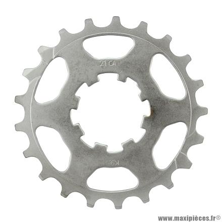 Pignon intermédiaire 21 dents compatible campagnolo 11 vitesses marque Miche - Pièce vélo