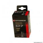 Chambre à air de VTT 20x1.70/2.35 vp marque Hutchinson