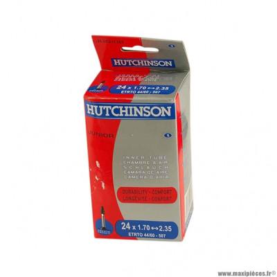 Chambre à air de VTT 24x1.70/2.35 vp marque Hutchinson