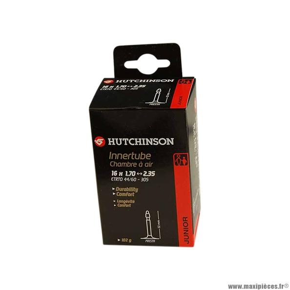 Chambre à air de VTT 16x1.70/2.35 vp marque Hutchinson