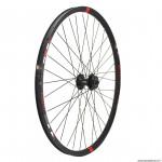 Roue vélo avant wolfbike 27.5 claw 3d disque couleur orange