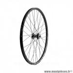 Roue vélo avant 27.5 disque serrage rapide