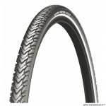 Pneu 700x32 marque Michelin protek cross 1mm bandes réfléchissantes e-bike ready tringle rigide (32-622)