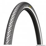 Pneu 700x32 marque Michelin protek max 5mm bandes réfléchissantes e-bike ready tringle rigide (32-622)