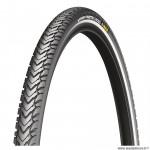 Pneu 700x35 marque Michelin protek cross max 5mm bandes réfléchissantes e-bike ready tringle rigide (37-622)