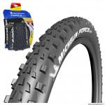Pneu 27.5x2.80 marque Michelin force am performance line tubeless ready e-bike ready tringle souple (57-584)