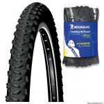 Pneu 26x2.00 marque Michelin country trail tubeless ready tringle souple (52-559)