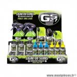Presentoir complet marque GS-27 cycles 84 produits