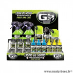 Presentoir complet marque GS-27 cycles 42 produits