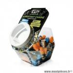 Presentoir complet marque GS-27 cycles mini lubs 80 unites