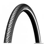 Pneu VTC 700x35 tringle rigide marque Michelin protek couleur noir (37-622)