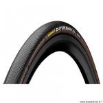 Boyau 700x25 marque Continental sprintérieur gatorskin couleur noir/noir 300gr (25-622)