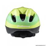 Casque enfant baby marque Polisport xs kids popstar taille 46/53 couleur vert avec réglage occipital