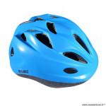 Casque enfant marque Optimiz o-100 taille 52/56 couleur bleu mat avec réglage occipital