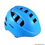Casque enfant marque Optimiz o-200 taille 52/56 couleur bleu mat avec réglage occipital