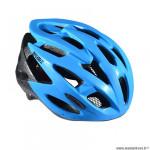 Casque route/VTT marque Optimiz o-310 taille 55/58 couleur bleu mat avec réglage occipital