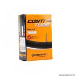 Chambre à air VTT 27.5x1.75/2.50 valve presta marque Continental (obus demontable)