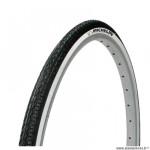 Pneu tradi 650x35a marque Michelin worldtour tringle rigide couleur blanc/noir (26x1 3/8 - 35-590)